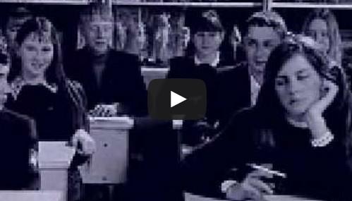 Секрет - клип группы Агата Кристи