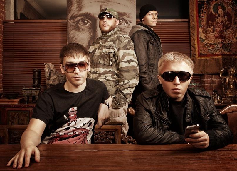 Фотография группы АК-47