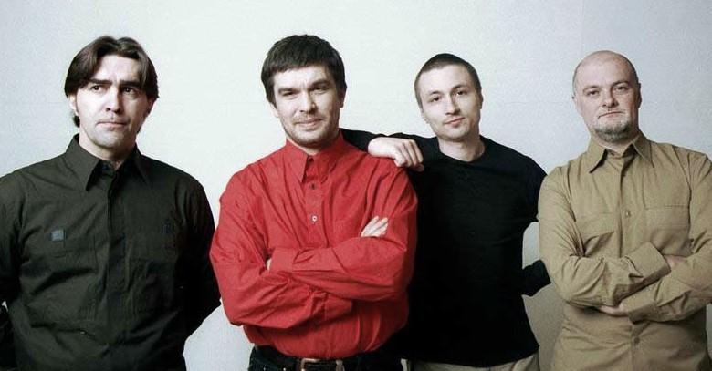 Фотография группы Ю-Питер (Вячеслав Бутусов)