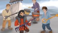 Ванька - клип группы 76|АнимациЯ