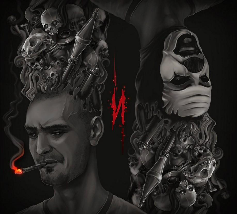 Brick Bazuka - новый альбом «Я и Мой Демон»