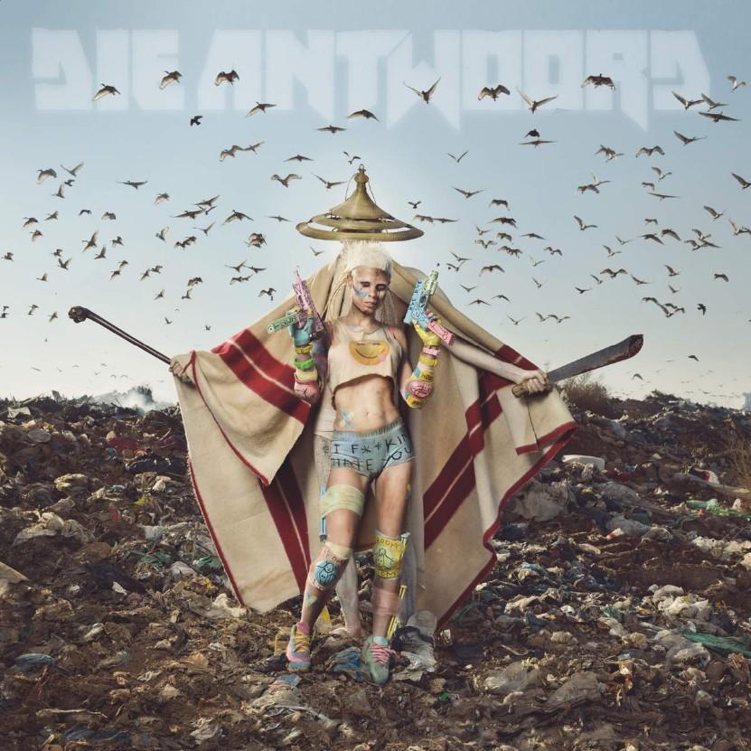 Die Antwoord - новый альбом «Mount Ninji and da Nice Time Kid»