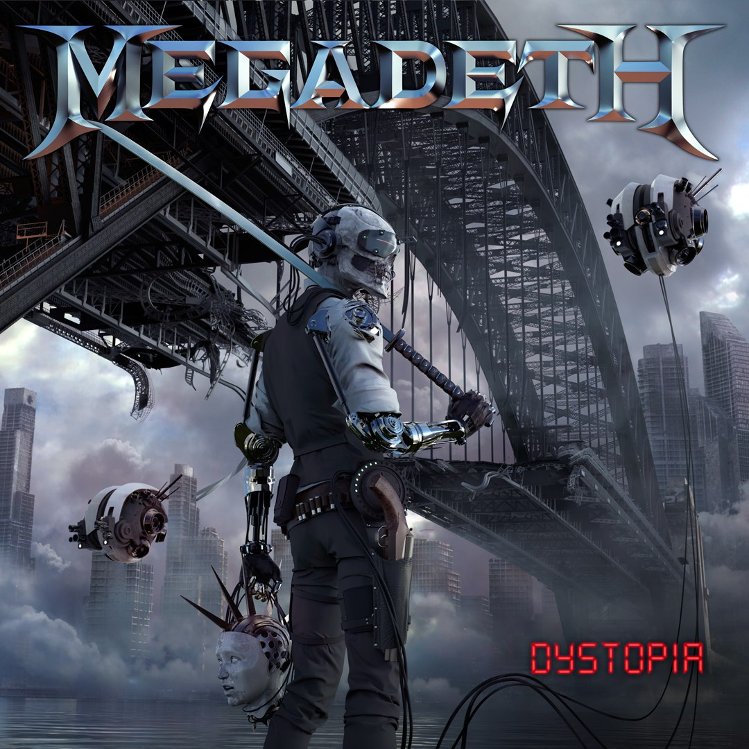 Megadeth - Dystopia (2016)