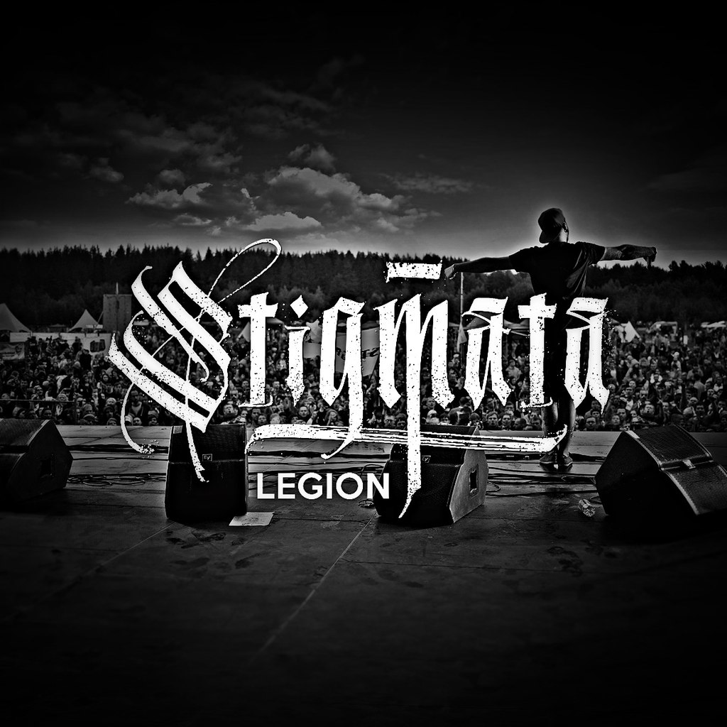 Stigmata - Legion EP 2015