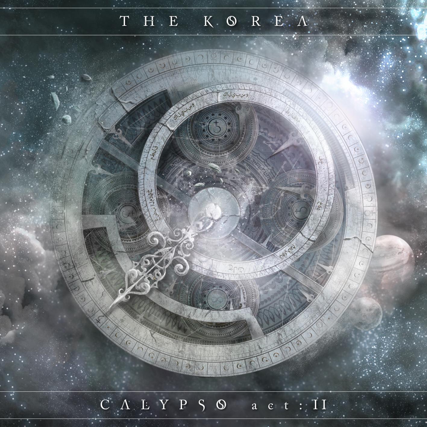 The Korea - новый альбом Calypso act II